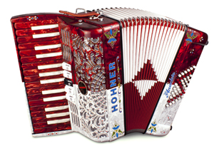 Red gabbanelli accordions galleryhip com the hippest galleries