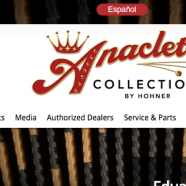 Launch Of Hohner Anacleto Series Web Site